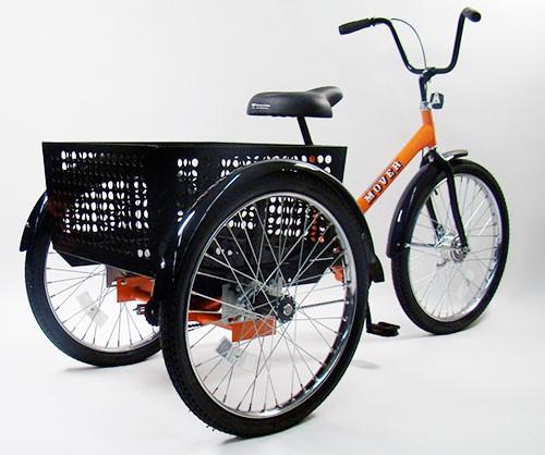Cargo Bikes Two Or Three Wheels