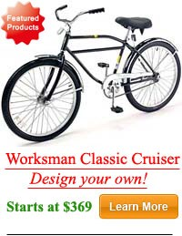 Cruiser Bikes Made In The Usa classic American bicycles