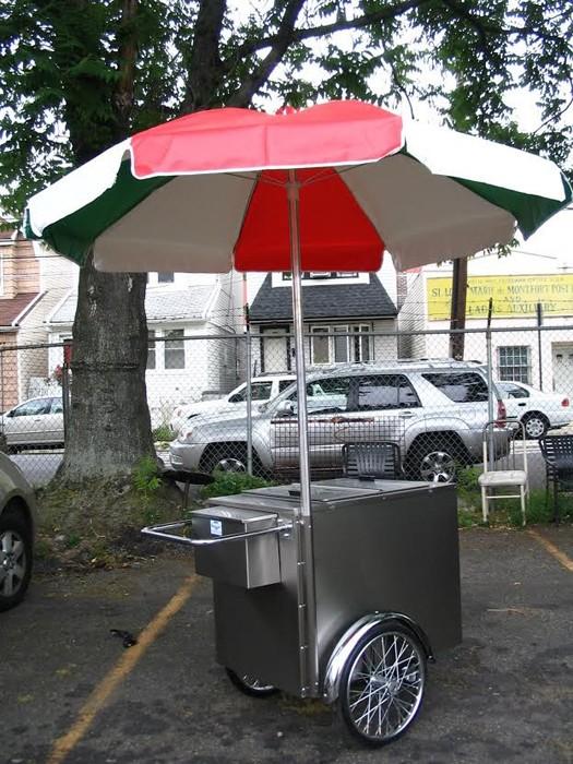 Home vending carts worksman ice cream italian ice v ip scoop