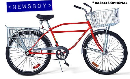 American Made Bicycles, Worksman Industrial Bicycle