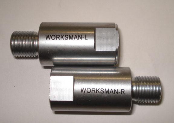 pedal extenders