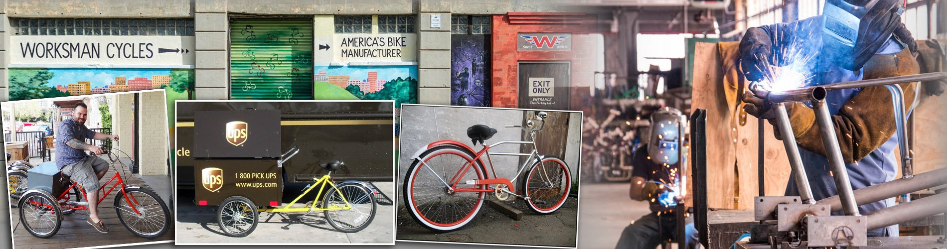 And industrial tricycles from worksman cycles factory direct store