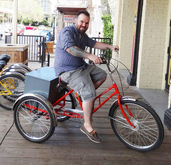 Worksman Cargo Bikes Industrial Bicycles And Industrial
