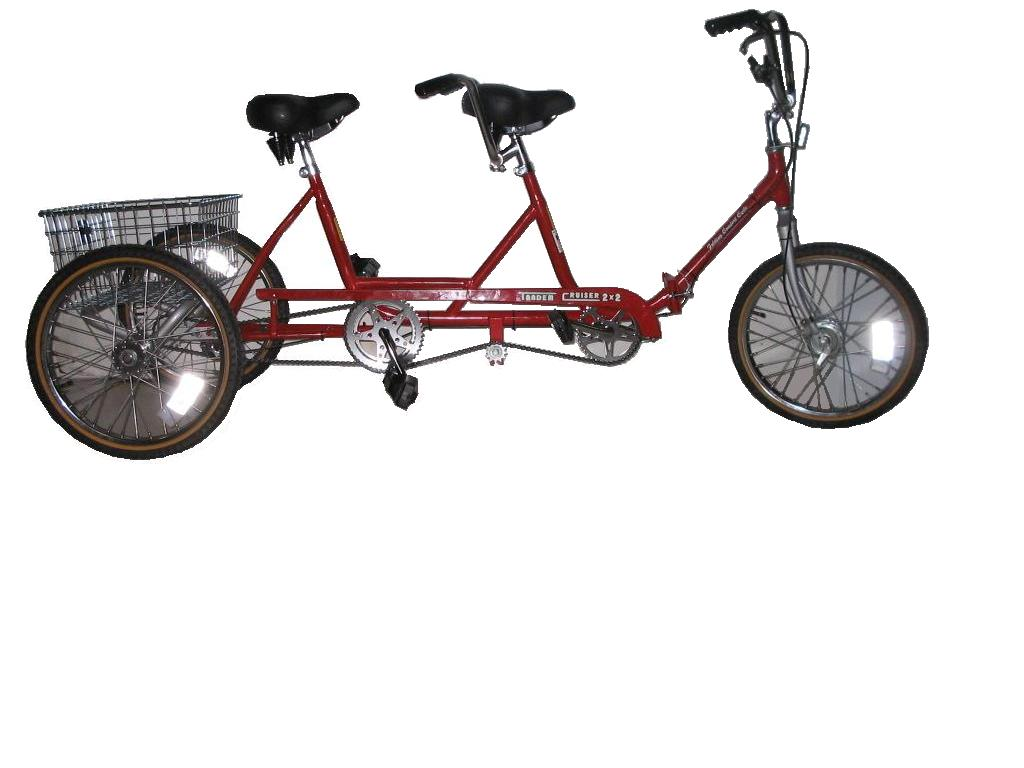 Worksman Side By Side Tricycle Pictures to Pin on ...