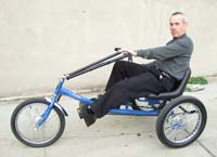 Worksman Personal Activity Vehicle Low Rider