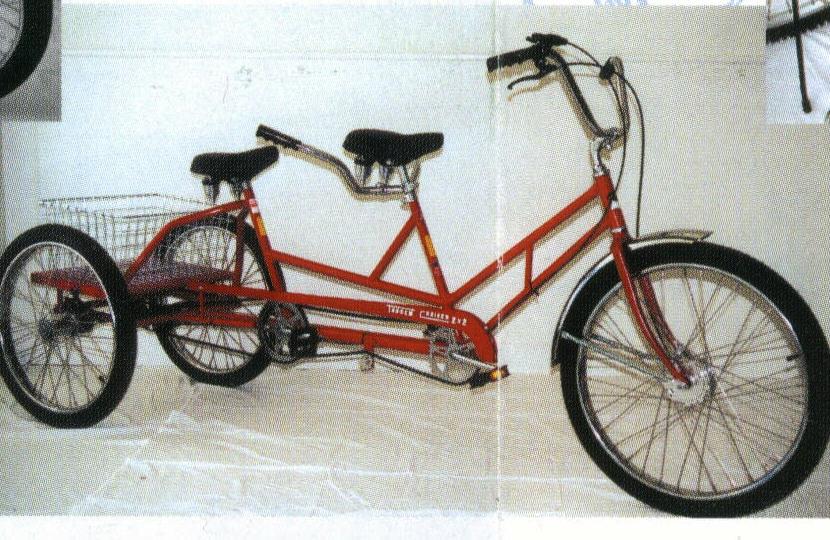 Trail A Bike Vs Tandem Bike Forums
