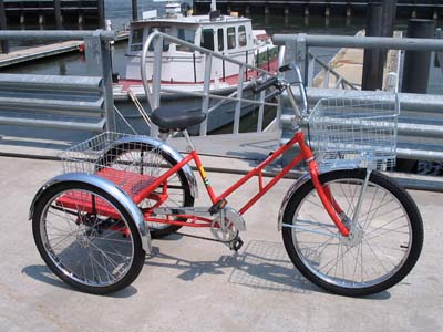 Worksman Adaptable Tricycle