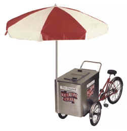 Worksman Ice Cream Trike