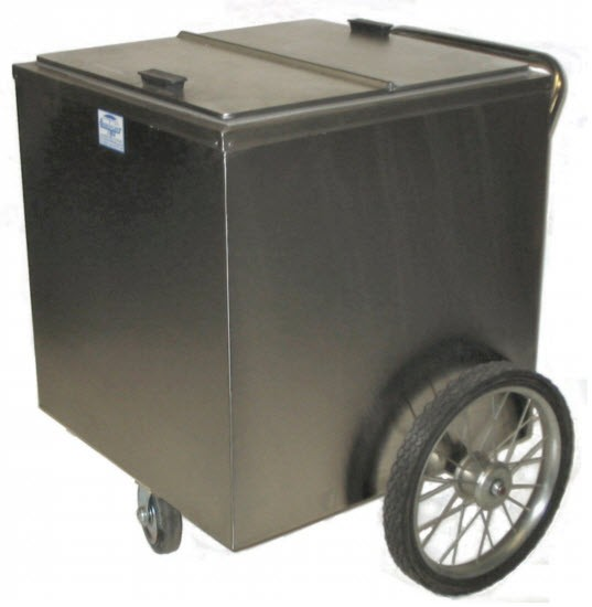 Worksman Ice Vending Cart