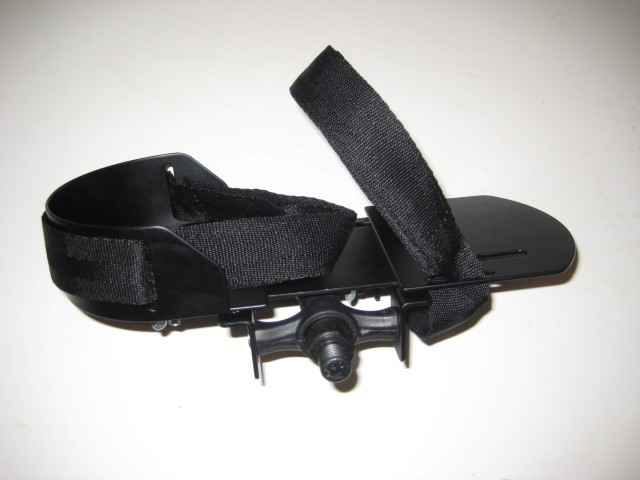 Worksman Pedal Platform with Heel Support